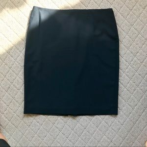 Anne Klein Black Skirt